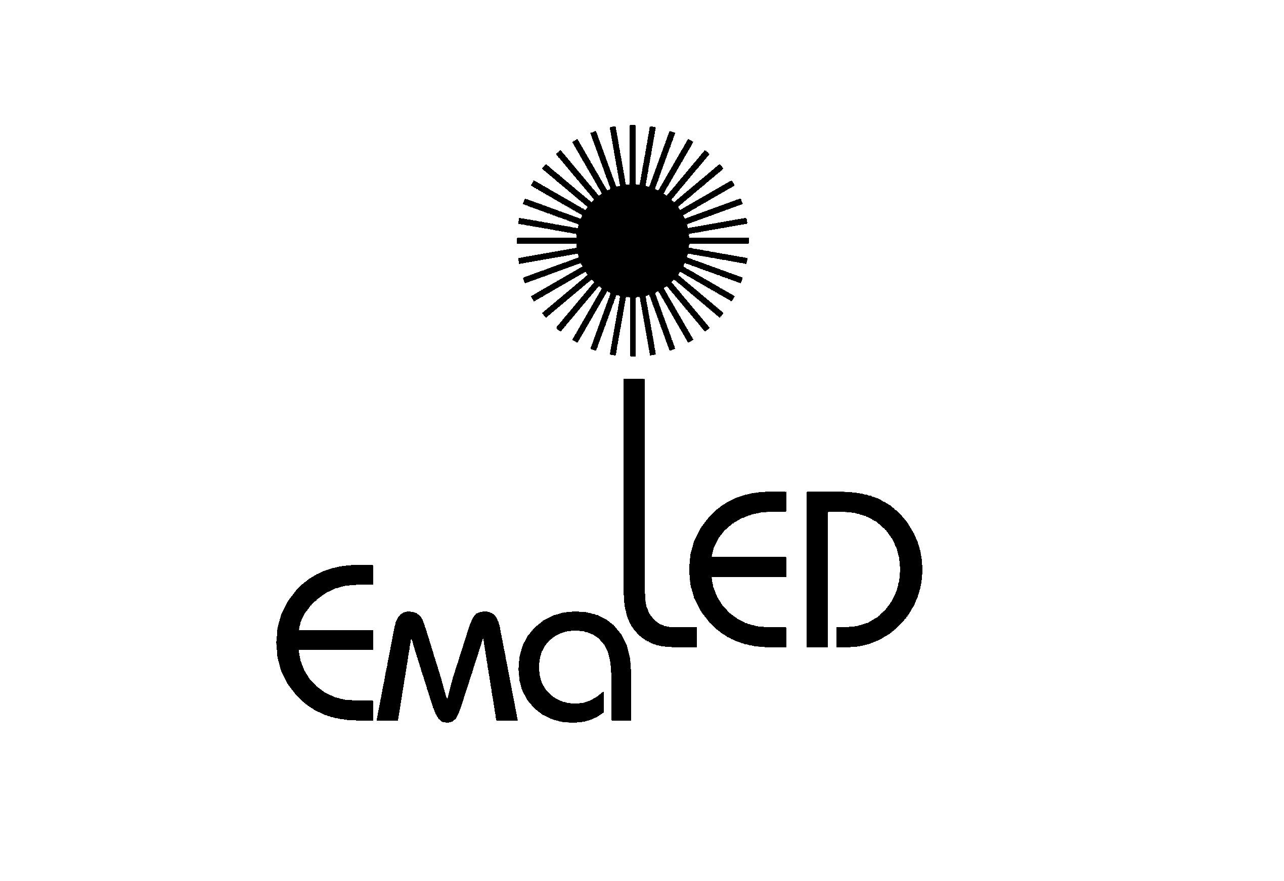 Emaled logo BlackWhite